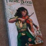 Front Cover of Faerie Blood Second Edition
