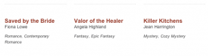 Coming Soon: Valor of the Healer!