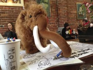 Artistic Mammoth