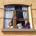 Neat Window Mural #2