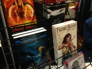 Faerie Blood on Sale at Norwescon