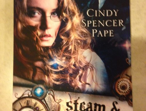 Front of Steam & Sorcery