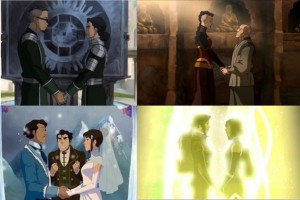 Couples on Korra