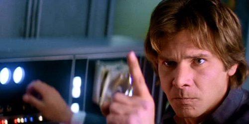 Han says NO.