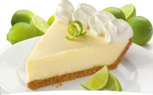 Mmmmmm Key Lime Pie