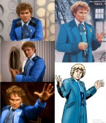 Six With Blue Coat