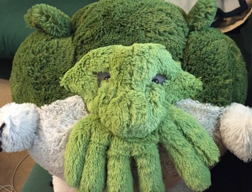 SQUISHY CTHULHU REQUIRES YOUR SOUL