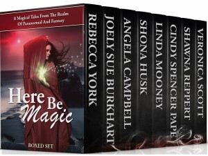 Here Be Magic Boxed Set