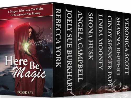 Here Be Magic Boxed Set