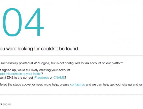 GreatBigSea.com 404